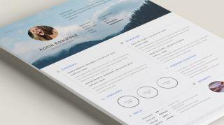 13 Free Resume Templates | Creative Bloq