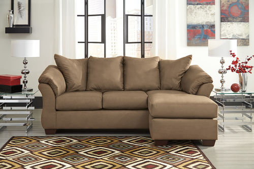 Darcy Mocha Sofa Chaise Ashley Furniture Sofas Chaise Sofa Sectional Sofa Couch