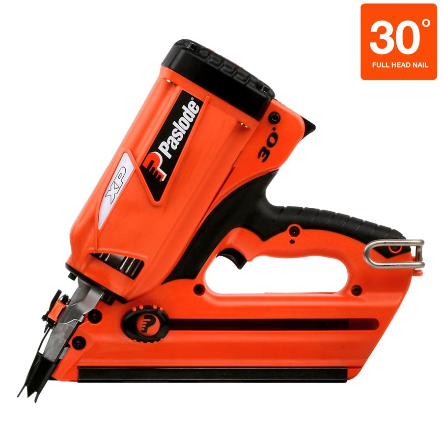 Paslode Angled 3.5in 30Degree Cordless Framing Nailer