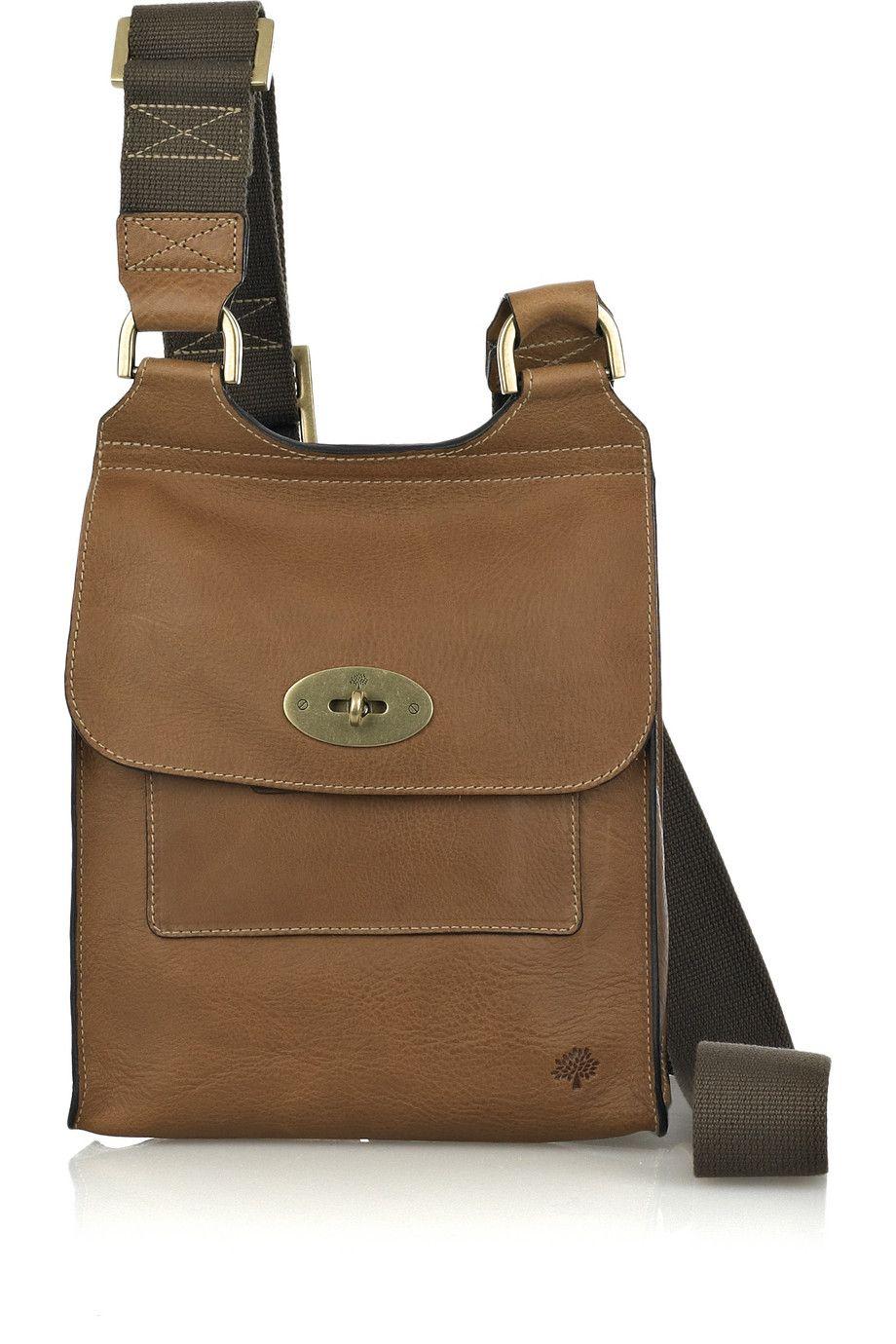 ... shop mulberry antony leather cross body bag net a porter 34b71 ece5c 904daa825b13f