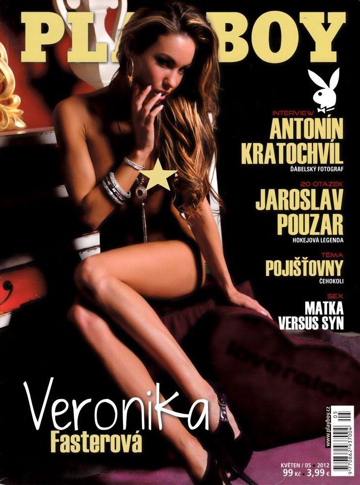 Veronika fasterova covers videos galleries
