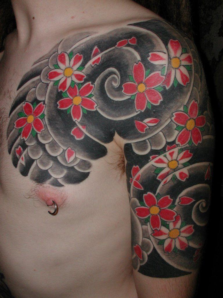 Tebori Tattooing Traditional tebori technique Japanese
