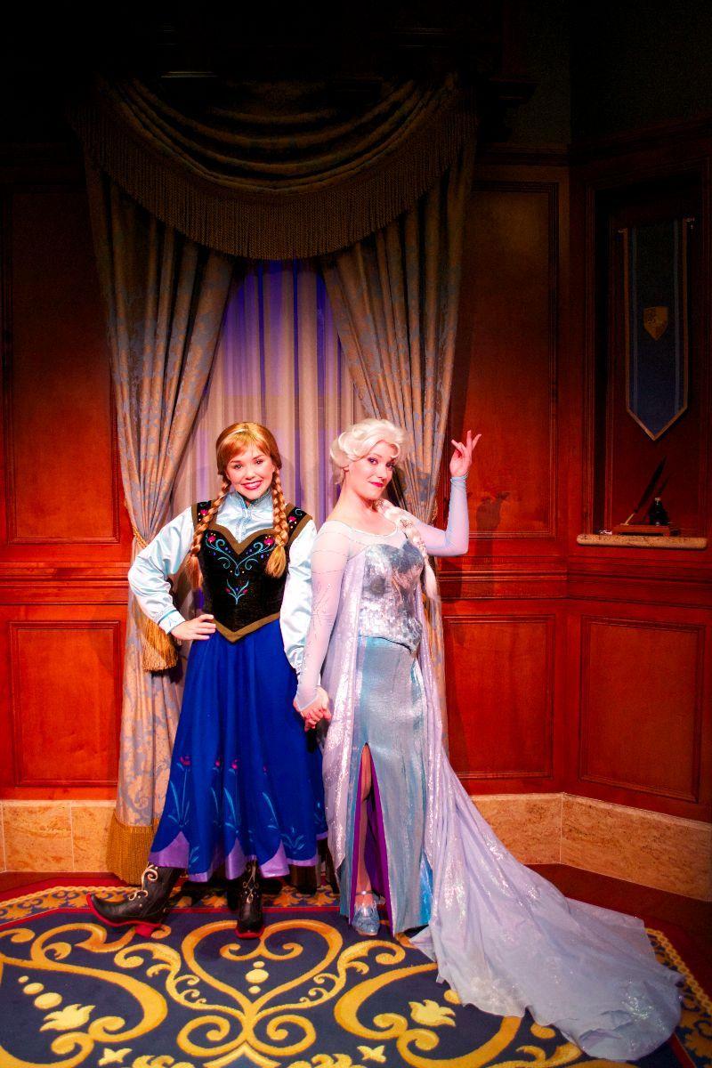 Frozen Princess Meet And Greet Places To Visit Pinterest