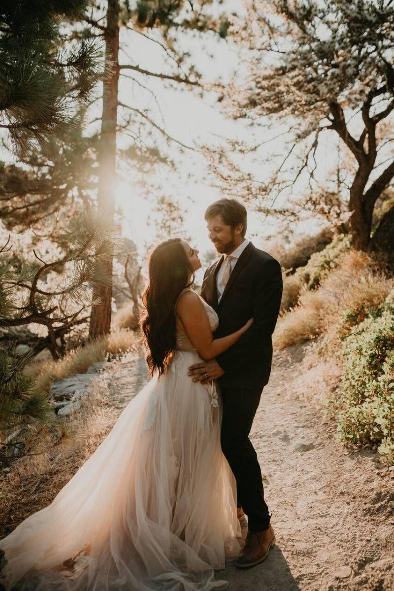 Summer Solstice Mountain Wedding in 2020 Lake tahoe