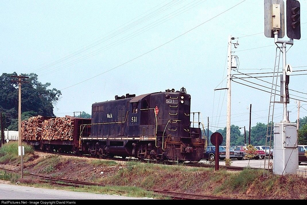 Pin by Cliff Nunn on Atlanta and West Point railway