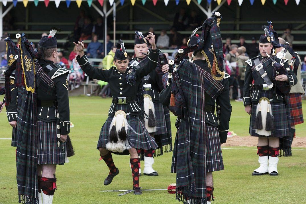Braemar Gathering Braemar, Scottish travel, Men in kilts