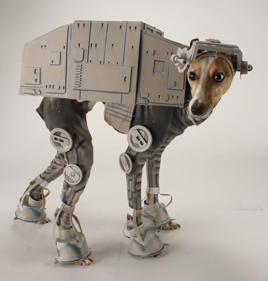 Star Wars AT-AT Dog Costume |Gadgetsin