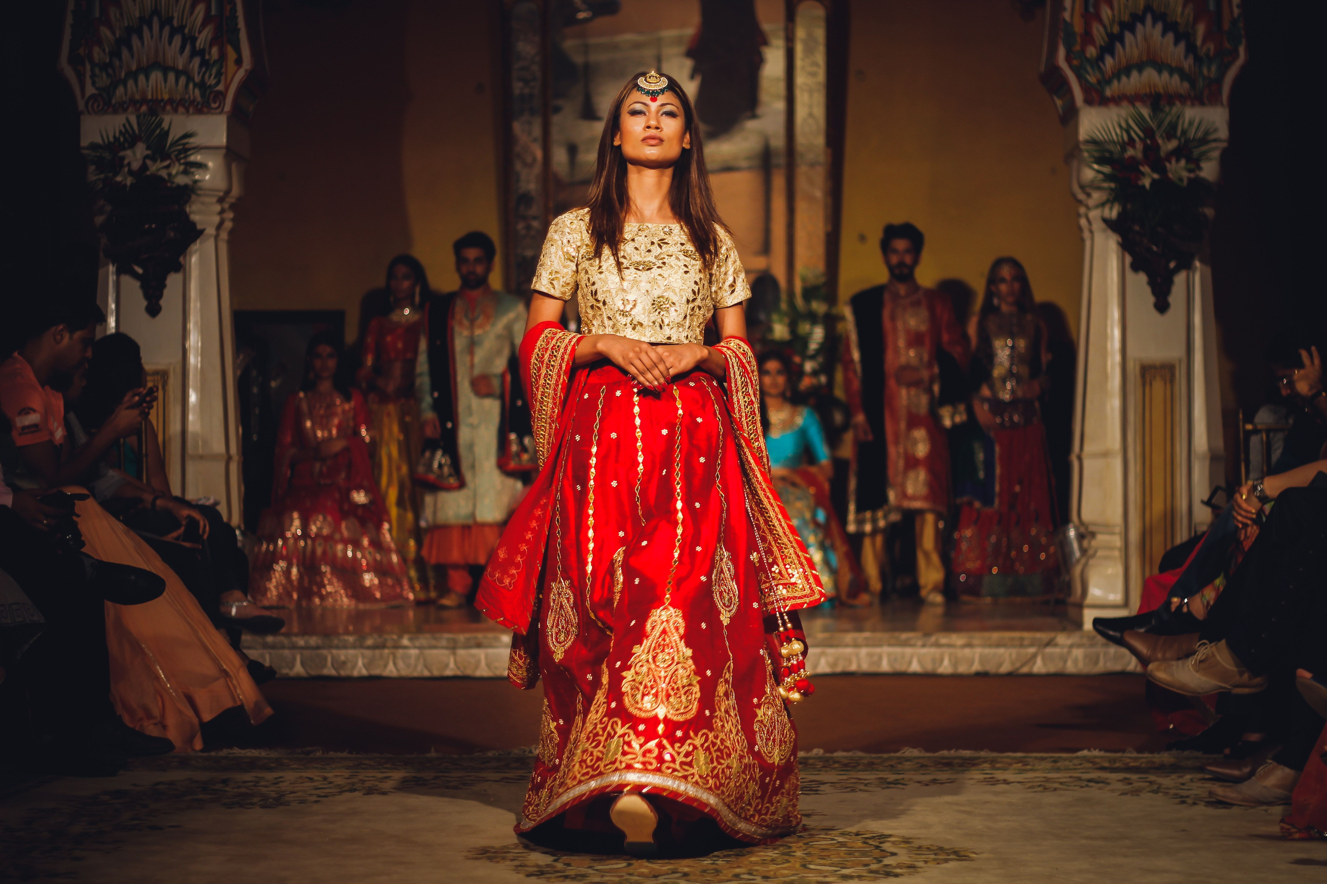 Inifd Ghatkopar Is One Of The Best And Leading Fashion Designing Interior Designing Institute In Mumbai We Of Traditional Outfits Fashion Lakme Fashion Week