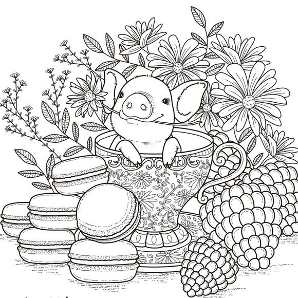 Meet Your Posher Emily In 2020 Animal Coloring Pages Coloring Books Coloring Pages