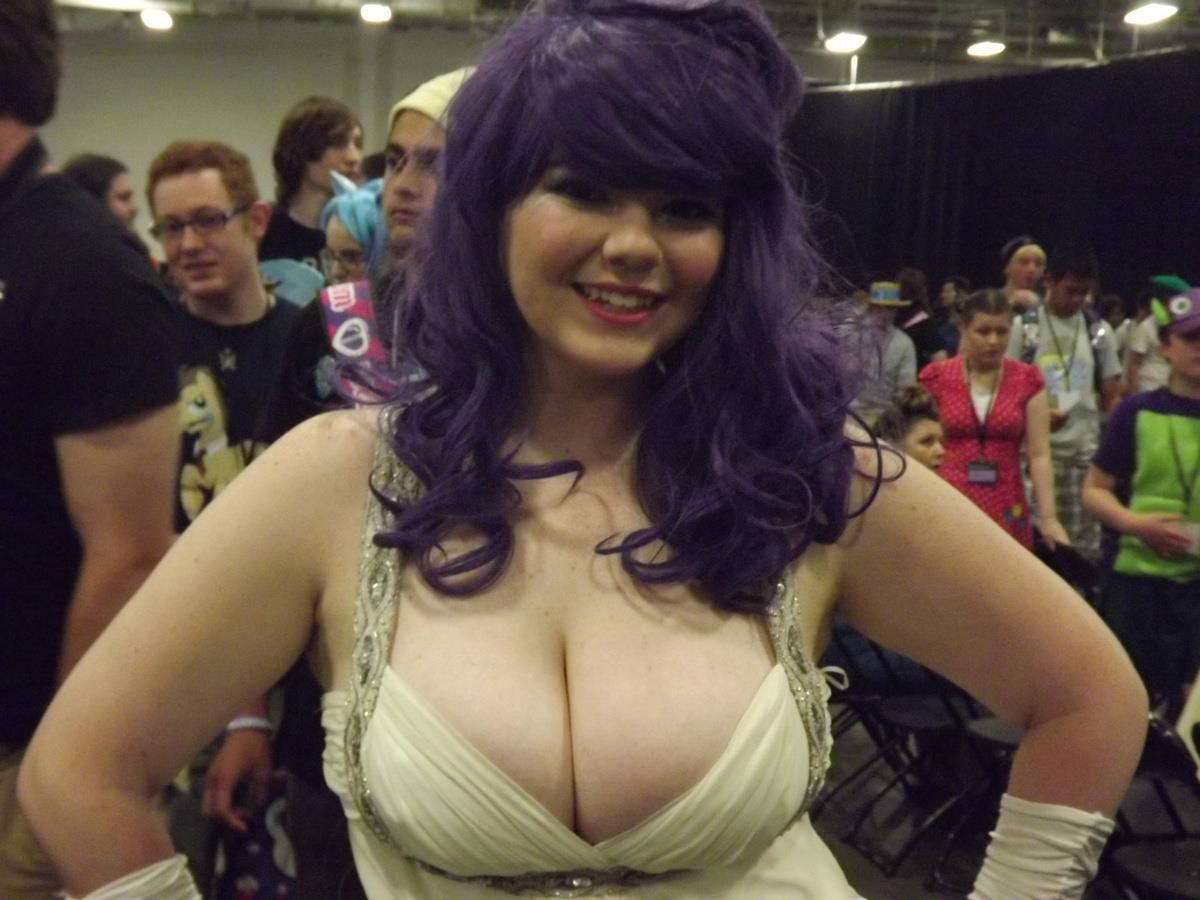 cute busty girl with purple hair | girls pictures | pinterest | girl