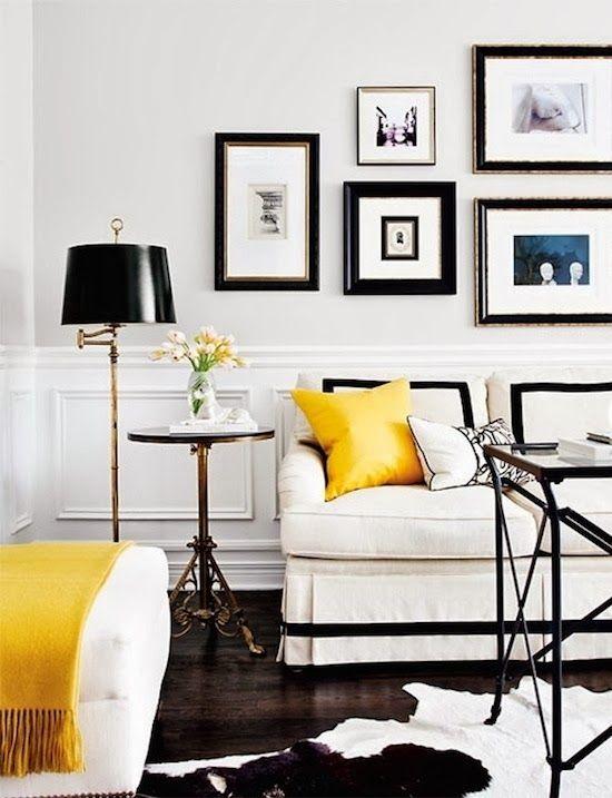 Seven Inspiring Black And White Interiors | Inspiring Interiors ...