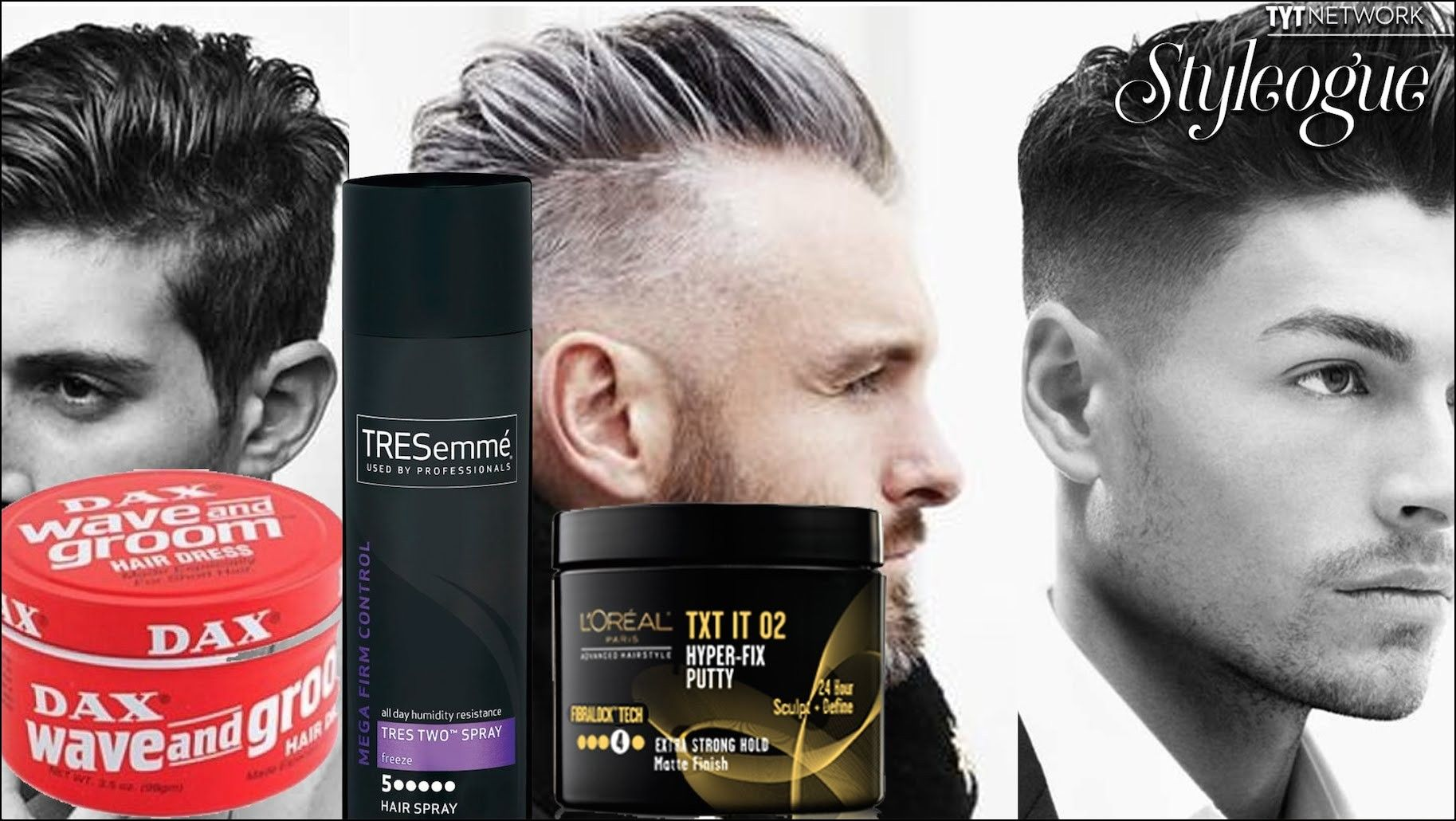 Best Hairstyle Products for Men | Hairstyles Ideas | Pinterest
