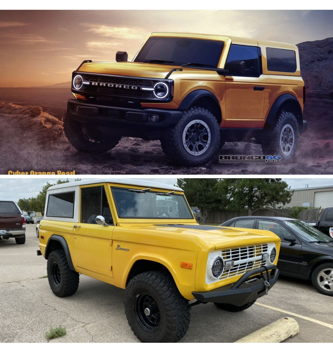 New 2020 Bronco In 2020 Ford Bronco Classic Ford Broncos Bronco
