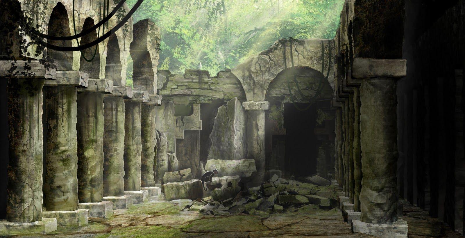 Ruines Anciennes