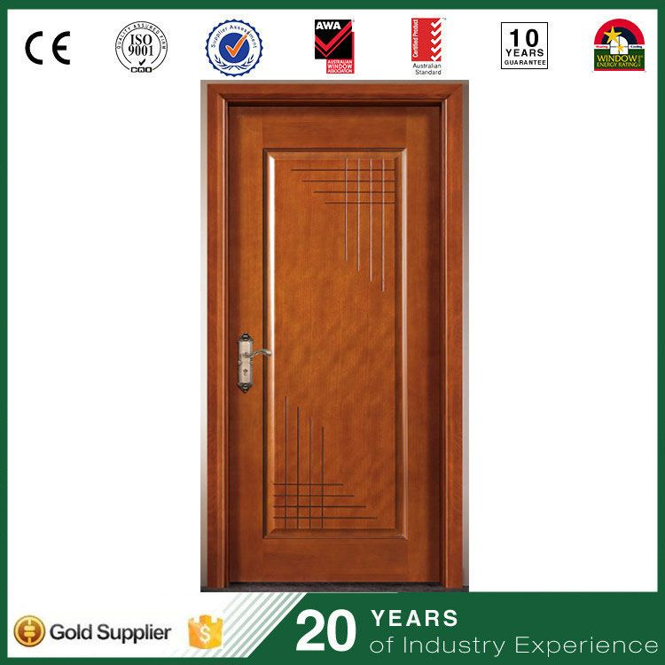 Modern Simple Wood Bedroom Front Door Designs Indian Houses Single Leaf Wooden Door Single Door Design Front Door Design Wooden Door Design