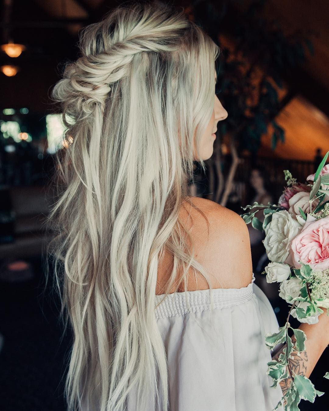 17 Wedding Hairstyles You Ll Adore: Braids & Bridal (@taylor_lamb