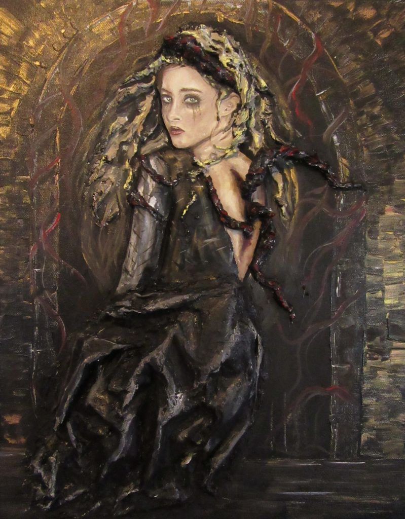 23+ Gothic paintings info