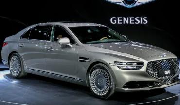 2020 Hyundai Genesis G90 Hyundai Genesis Hyundai Concept Car Design
