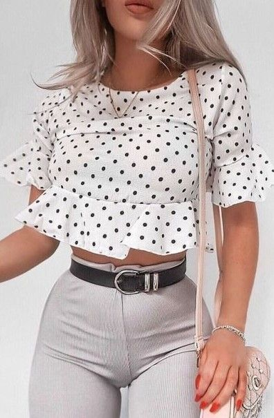30 cute spring outfits ideas