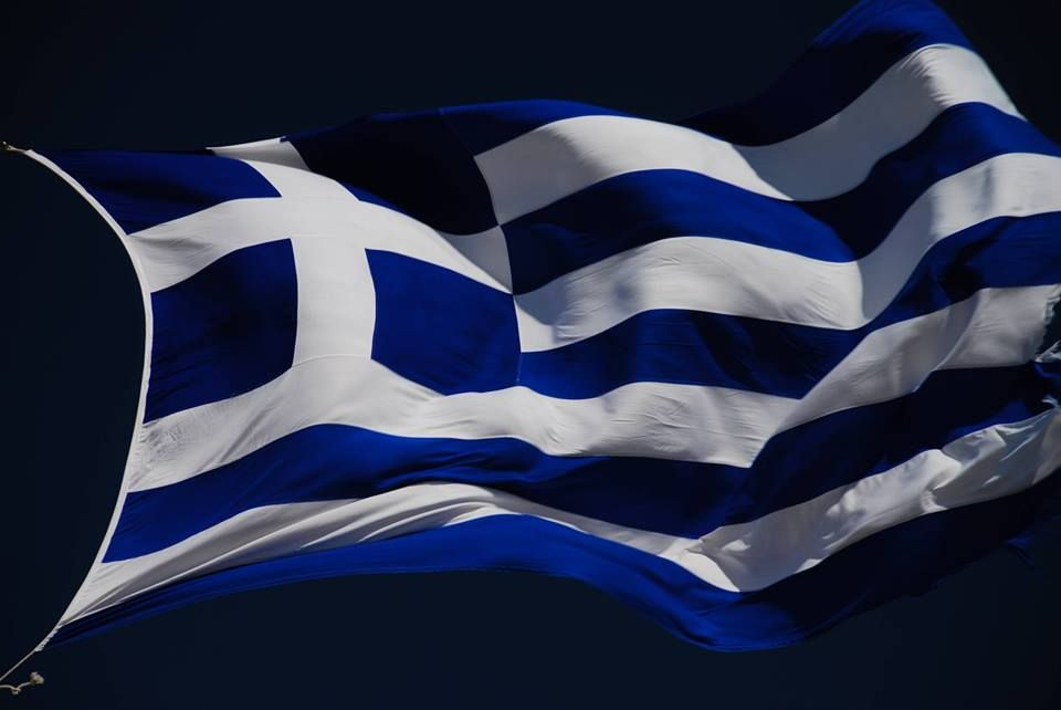 Pin By Chris Ledbetter Author On Hellas Ellas Greece Greek Flag Visiting Greece Greece