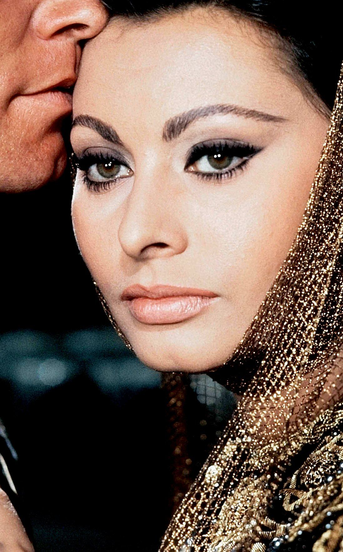 "goldenageestate: "" Sophia Loren ~ The Fall of The Roman Empire, 1964 """