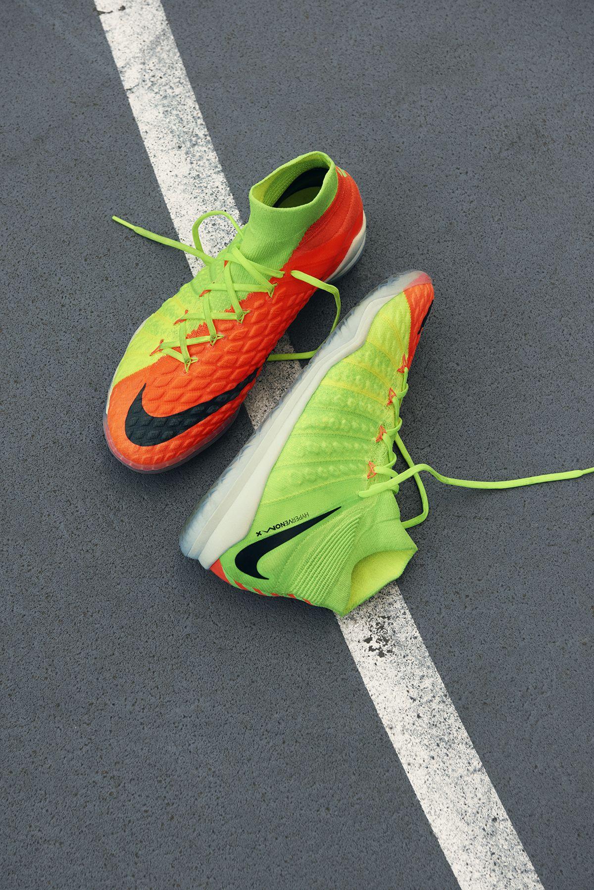 Prefijo toxicidad oasis  Nike Hypervenom 3: