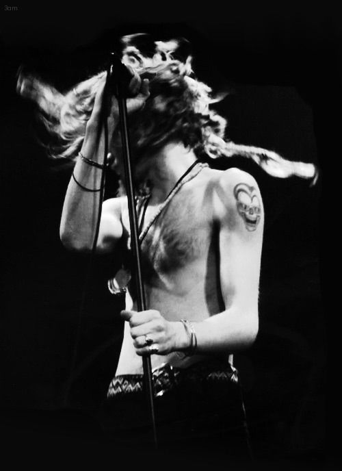 layne staley from an uncredited mag