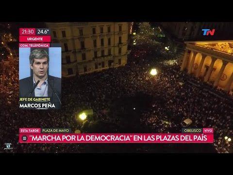 Las marchas pro Macri y contra Santos – Carmen De Carlos – The Bosch's Blog