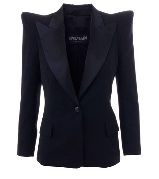 Jackets with Shoulder Pads
