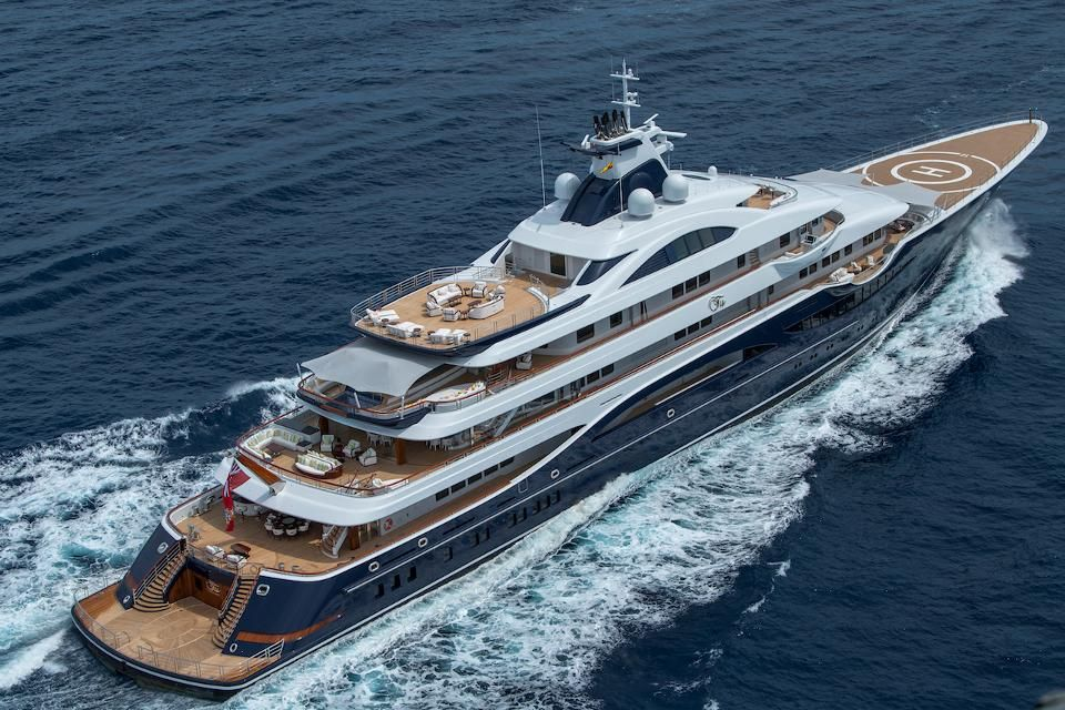 Monaco Yacht Show 2019 Here Are The Top 10 Superyachts To See