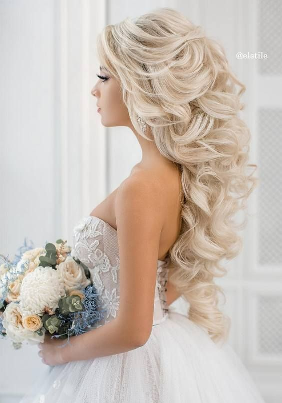 Image Result For Wedding Hairstyles For Ball Gown Dress Hair Styles Bridal Hair Inspiration Bridesmaid Hair
