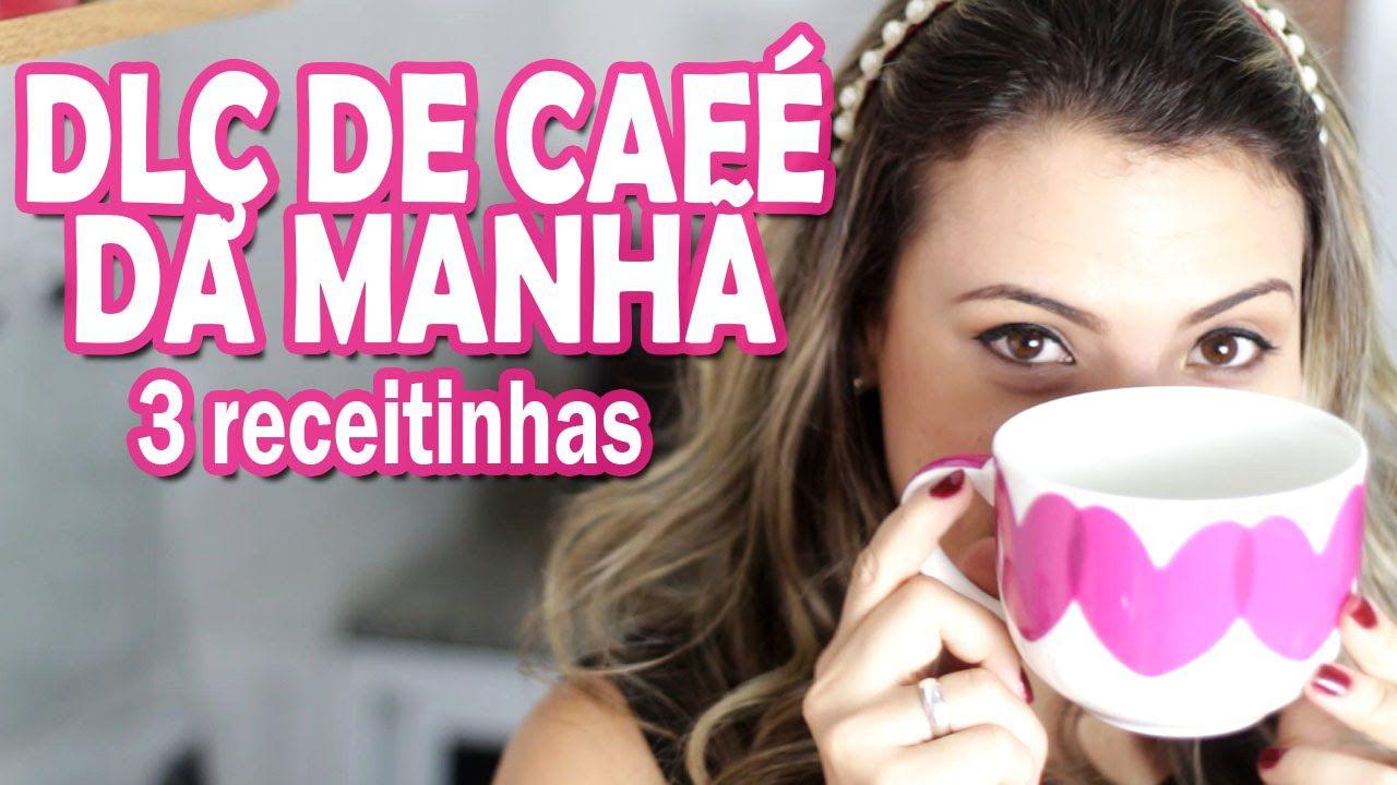 RECEITAS  DE CAFÉ DA MANHÃ RAPIDAS E GOSTOSAS - Kathy Castricini