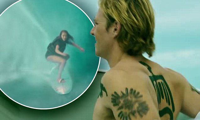 Luke Bracey Tattoos