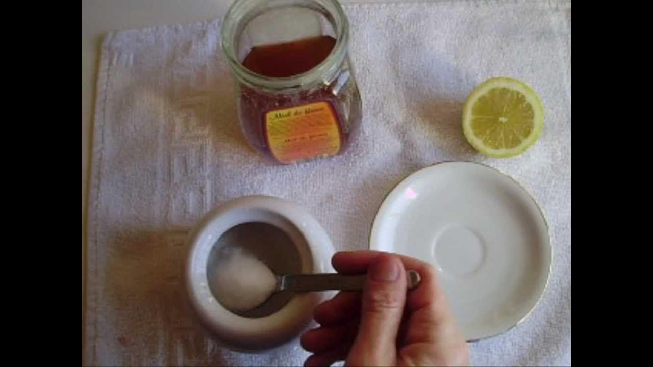 Exfoliante Natural De Miel Azucar Y Limon Homemade Scrub Homemade Black Spot