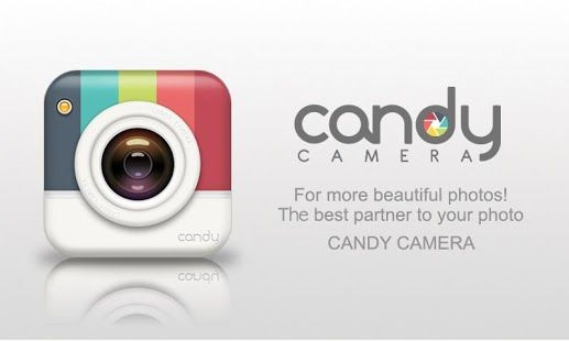 Candy Camera for Great app for editing photos