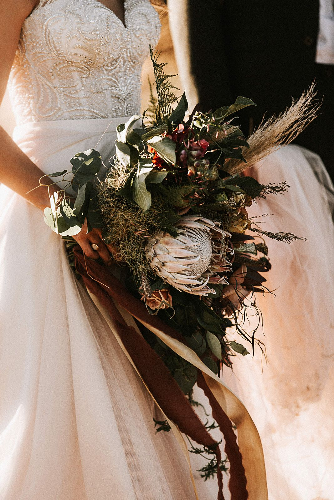 Pin On Inspiration Intimate Jewel Tone Wedding