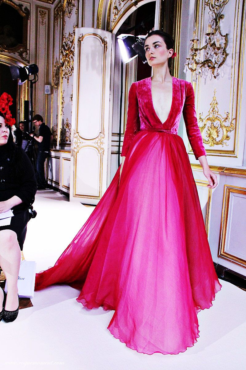 "fuckyeahfashioncouture: "" Georges Hobeika Haute Couture Fall-Winter ..."