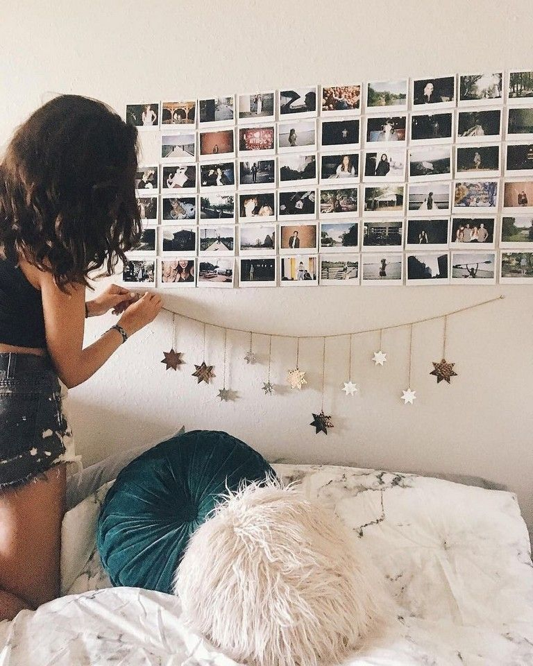 40+ Luxury Dorm Room Decorating Ideas On A Budget #collegedormroomideas