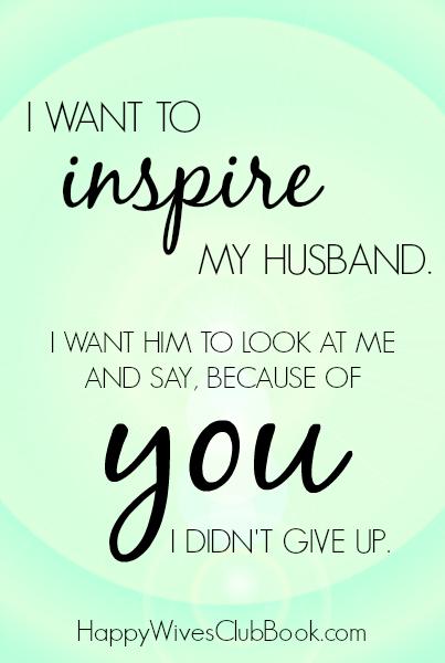 I love my husband and want him back