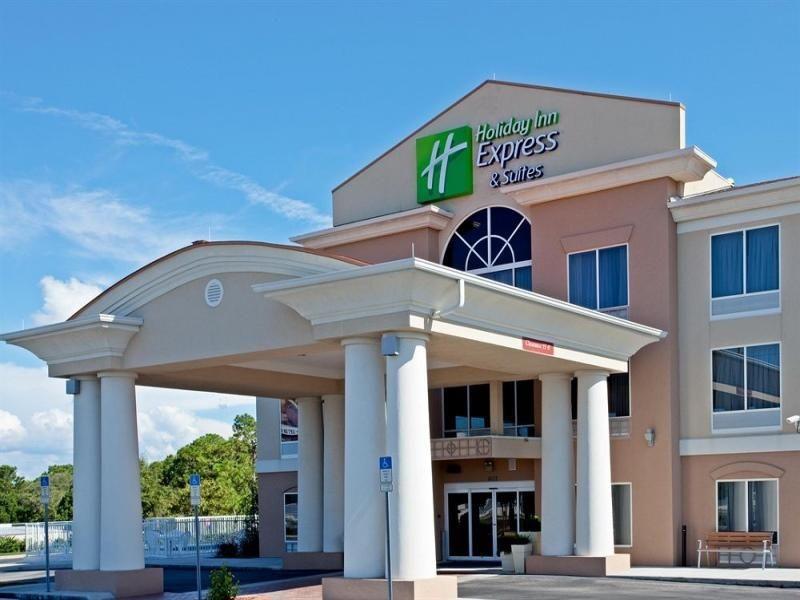Brooksville Fl Holiday Inn Express Hotel Suites