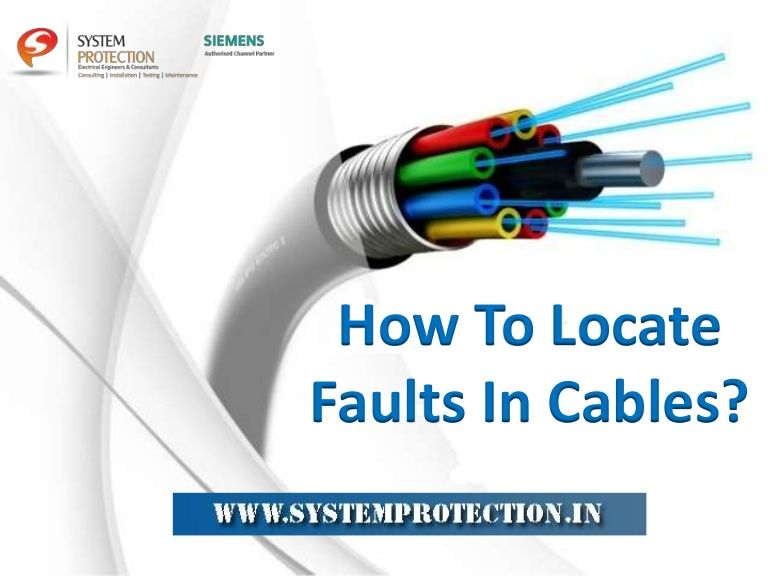 How To Locate #Faults In #Cables? | Types of #CableFaults https ...