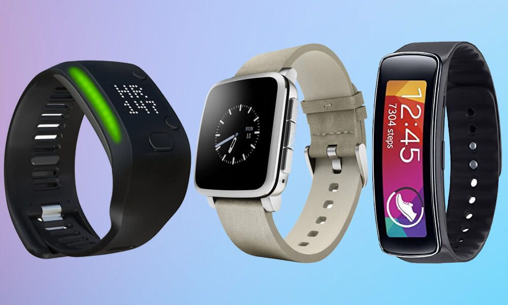 Best fitbit alternatives of 2018 top activity trackers