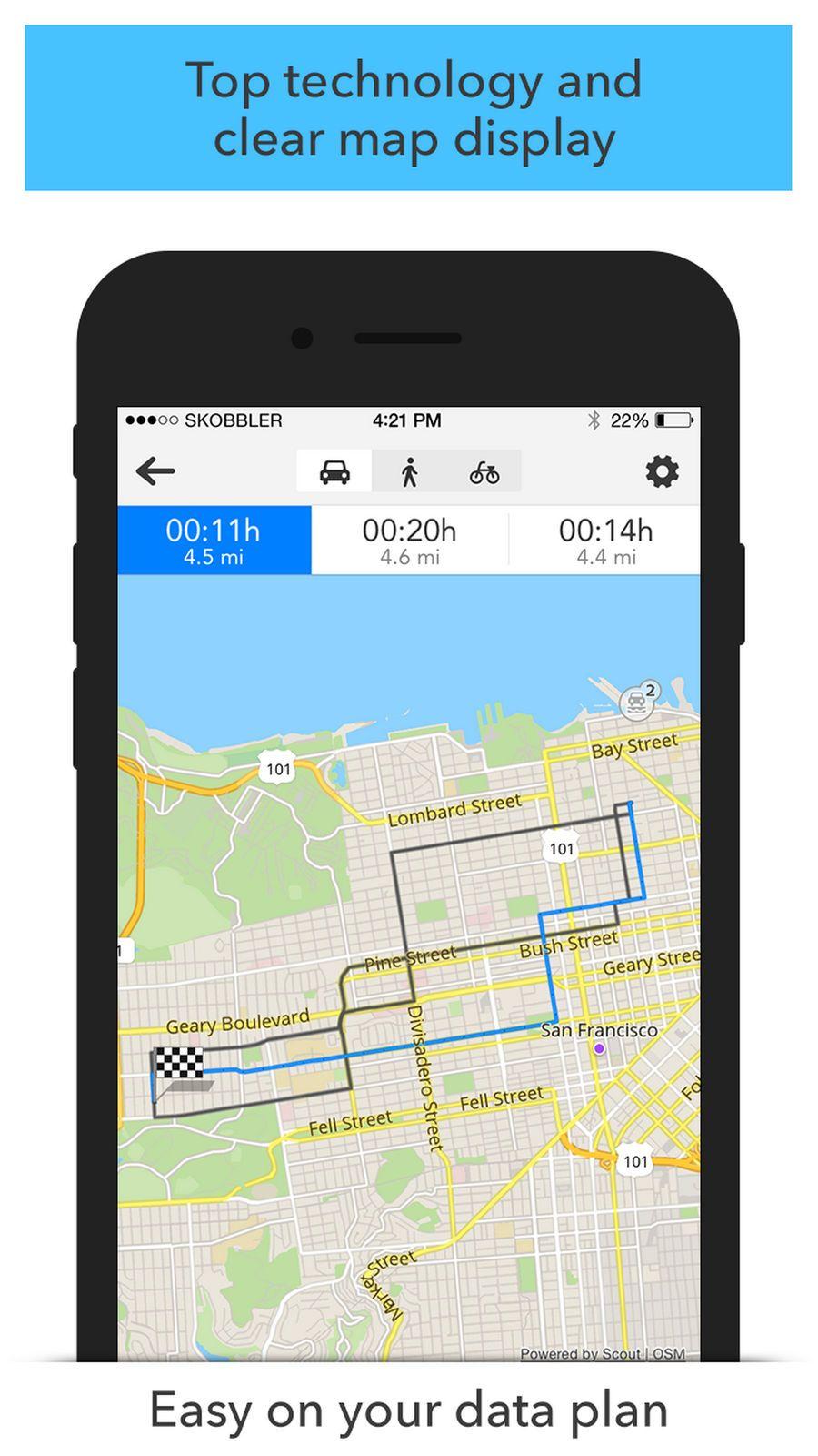 GPS Navigation (Sat Nav) TravelGmbHappsios Gps
