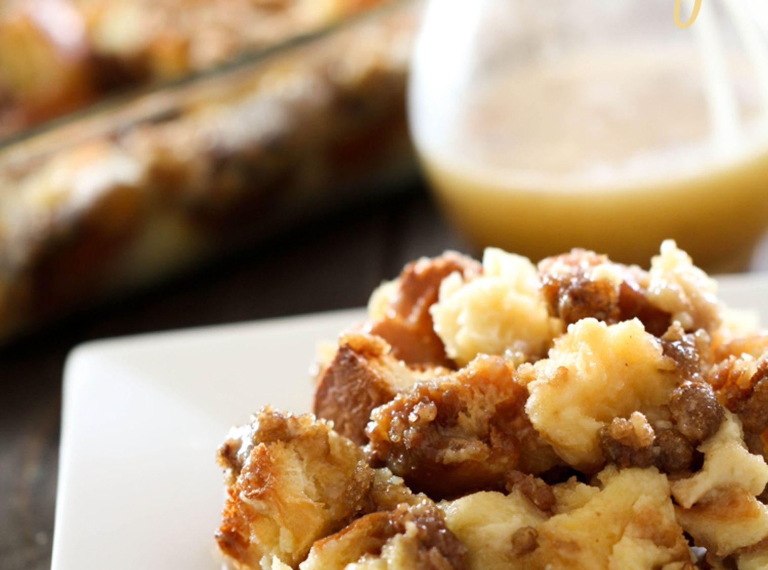 Paula Deen S Bread Pudding