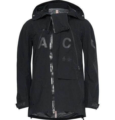 Teseo Mus Nominal  NIKE ACG Alpine GORE-TEX Hooded Jacket. #nike #cloth #coats and ...