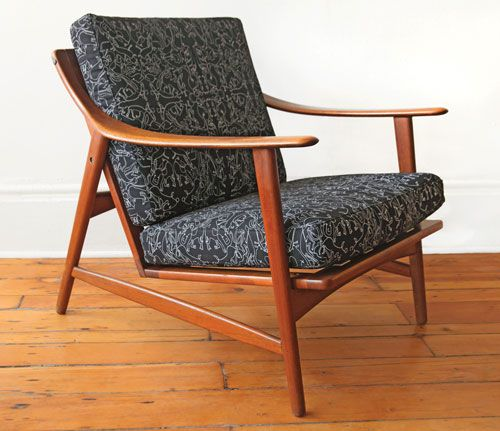 Baughman Plagiarism From Solair Canada Mid 1970s Thoughtlessly Reupholstered Mid Century Modern Chair Chair Design Modern Mid Century Modern Accent Chairs