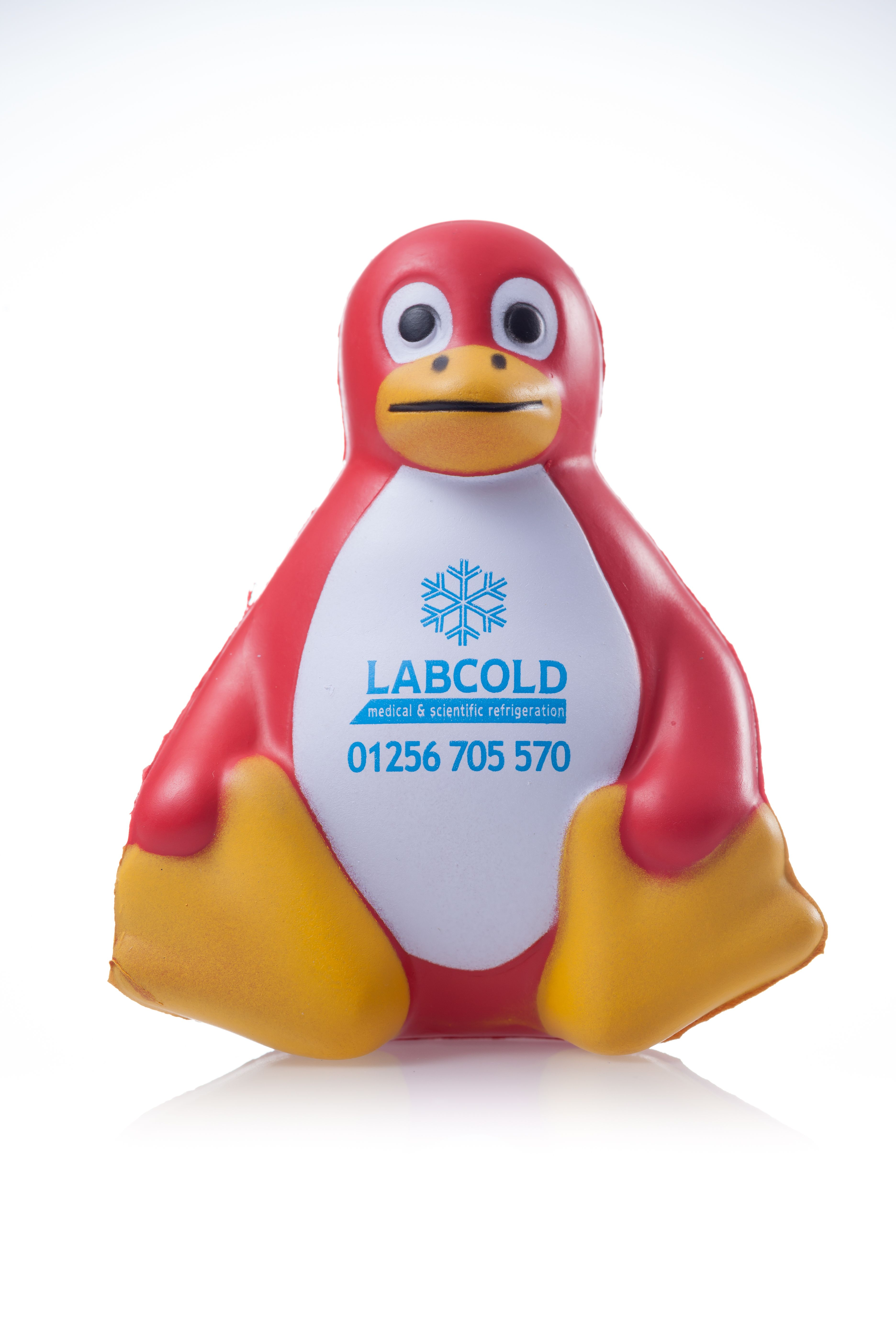 the new labcold red