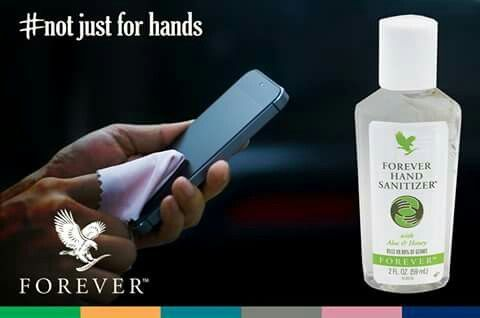 Forever Hand Sanitizer With Aloe Honey Is Designed To Kill 99 99