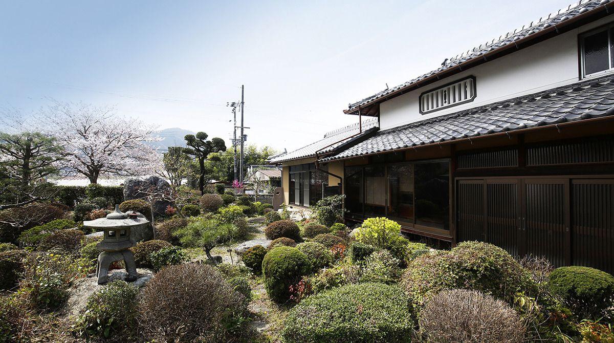 受付停止中 京都 一棟丸ごと自由に使える広々 築80年の古民家 で