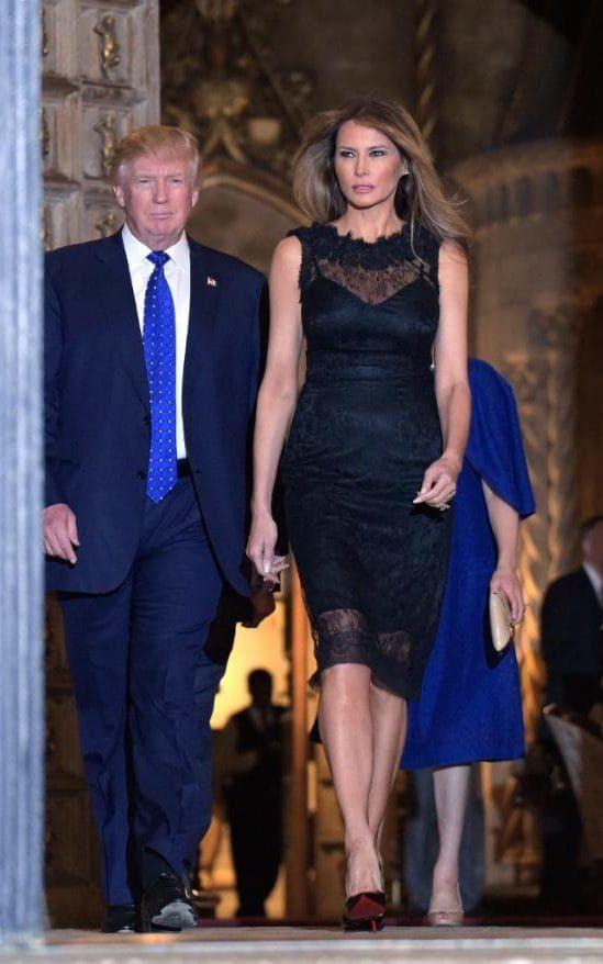 Why Anti Fur Organisation Peta Is Trying To Woo Melania Trump Milania Trump Style Donald And Melania Trump Fashion